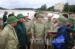 Chủ động ứng phó bão số 1, đảm bảo an toàn cho người dân