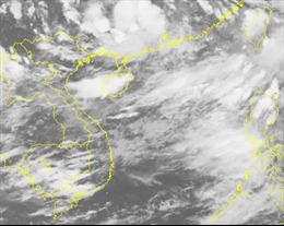 Có thể xuất hiện áp thấp nhiệt đới vài ngày nữa