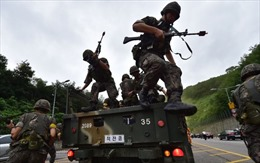"""Hàn Quốc - Mỹ tập trận """"Người bảo vệ tự do Ulchi"""""""