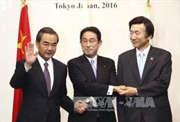 Nhật-Trung-Hàn hối thúc tuân thủ nghị quyết LHQ