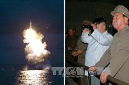 Hàn-Mỹ thảo luận đối phó vụ Triều Tiên phóng tên lửa