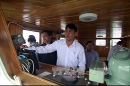 Ngư dân cần hỗ trợ sử dụng các loại máy trên tàu thuyền