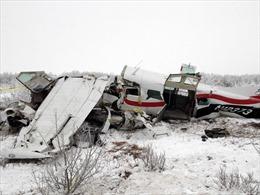 Máy bay Mỹ đâm nhau, 5 người thiệt mạng