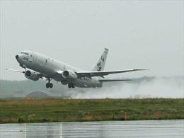Nga chặn máy bay do thám Mỹ trên Biển Đen