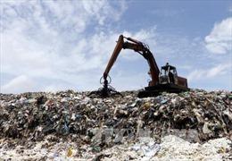Xử lý ô nhiễm tại bãi rác Cờ Đỏ - Cần Thơ