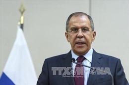 Ngoại trưởng Nga, Nhật Bản thảo luận về vấn đề Triều Tiên