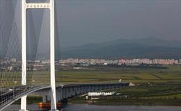 Cây cầu dang dở và mối quan hệ Triều Tiên -Trung Quốc