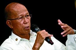 Philippines chủ trương duy trì nguyên trạng tại Biển Đông