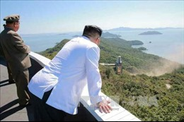 Triều Tiên tuyên bố Mỹ nằm trong tầm bắn của tên lửa đạn đạo