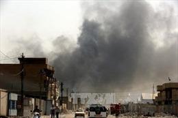 IS dùng vũ khí hóa học tấn công căn cứ Mỹ ở Iraq