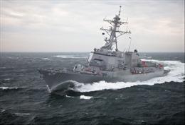 Hải quân Hàn - Mỹ tập trận phòng Triều Tiên gây hấn
