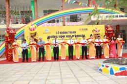 Khánh thành Trường mầm non Mỹ Thuận