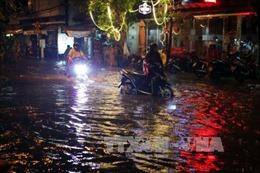 Cảnh báo nguy cơ ngập úng đặc biệt tại Thành phố Hồ Chí Minh