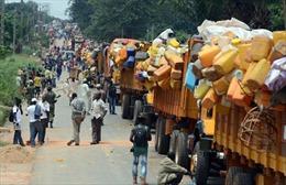 Bạo lực tái diễn ở Trung Phi làm nhiều người thiệt mạng