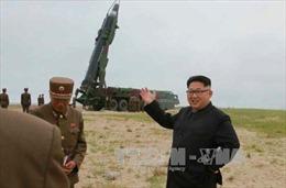 Hàn Quốc lên án vụ phóng tên lửa của Triều Tiên