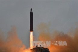 Tên lửa Triều Tiên phát nổ ngay sau khi phóng