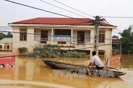 Hà Tĩnh thiệt hại 994 tỷ đồng do mưa lũ
