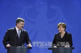 Bộ tứ Normandy nhất trí lộ trình hòa bình cho khủng hoảng Ukraine