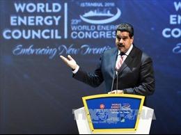 Venezuela đình chỉ thu thập chữ ký đòi trưng cầu ý dân