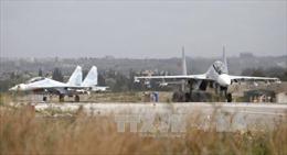 Lầu Năm Góc lên tiếng vụ máy bay Mỹ, Nga suýt va chạm ở Syria