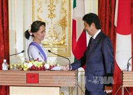Nhật Bản cam kết viện trợ hơn 7,7 tỷ USD cho Myanmar