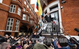 Thụy Điển công bố thời gian thẩm vấn người sáng lập WikiLeaks