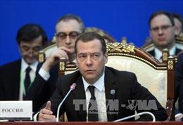Nga và Trung Quốc tăng cường hợp tác kinh tế