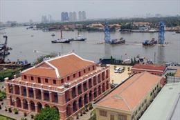 Tàu thanh niên Đông Nam Á và Nhật Bản sẽ giao lưu tại TP Hồ Chí Minh