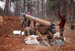 Chính phủ Syria bác cáo buộc sử dụng vũ khí hóa học