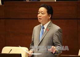 Bộ trưởng Trần Hồng Hà: Giám sát chặt chẽ hoạt động của Formosa
