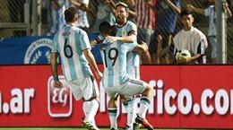 Messi thắp lại hy vọng dự World Cup 2018 cho Argentina