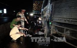 Bình Phước: Hai vụ tai nạn liên tiếp khiến giao thông ùn tắc kéo dài