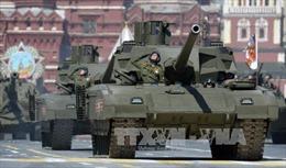 Xe tăng Armata sẽ được trang bị UAV kết nối bằng cáp dẻo