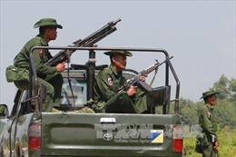 Giao tranh vẫn tiếp diễn ở miền Bắc Myanmar