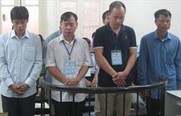 """""""Phù phép"""" đất công, nguyên cán bộ huyện Thạch Thất nhận án tù"""