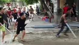 Gần 11 năm tù  cho kẻ cầm đầu vụ truy sát tại thị xã Phú Thọ