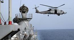 Lầu Năm Góc lên tiếng về vụ tàu chiến Iran đe dọa máy bay Mỹ