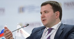 Tổng thống Nga bổ nhiệm Bộ trưởng Phát triển Kinh tế mới