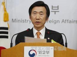 Hàn Quốc tuyên bố đơn phương trừng phạt Triều Tiên