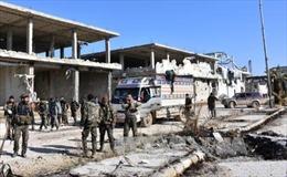Quân nổi dậy ở Đông Aleppo bí mật đàm phán với chính phủ