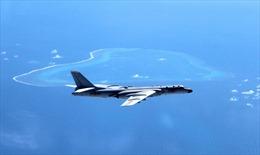 Chiến đấu cơ Trung Quốc lần đầu rầm rập bay vòng quanh Đài Loan