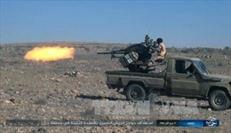 Chính phủ Syria thừa nhận thất bại tại Palmyra