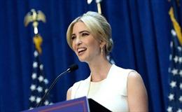 Ivanka Trump sẽ giữ vai trò Đệ nhất Phu nhân Mỹ?