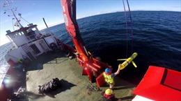 Thu tàu lặn của Mỹ ở Biển Đông, Trung Quốc phát tín hiệu gì?