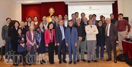 Gặp gỡ các nhà khoa học và chuyên gia Việt Nam tại Pháp