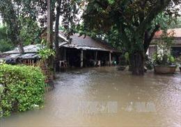 Thừa Thiên - Huế vẫn còn 2.500 nhà dân bị ngập