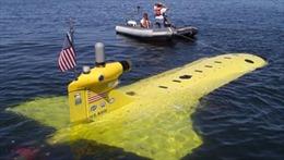 Quân đội Mỹ, Trung Quốc thảo luận về trao trả thiết bị lặn