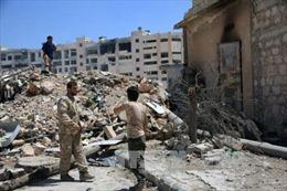 Nội dung chính của nghị quyết HĐBA về cử quan sát viên tới Aleppo
