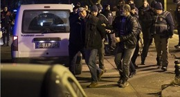 Thổ Nhĩ Kỳ bắt đối tượng nổ súng ngoài Đại sứ quán Mỹ