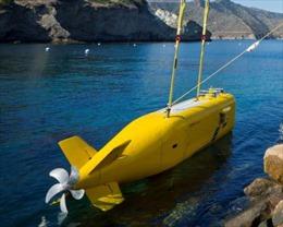 Trung Quốc trao trả Mỹ tàu lặn không người lái